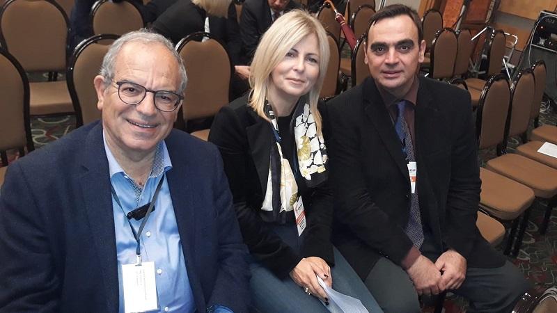 Στο Διοικητικό Συμβούλιο της Ένωσης Περιφερειών Ελλάδας η Μαργαρίτα Σπυριδάκου