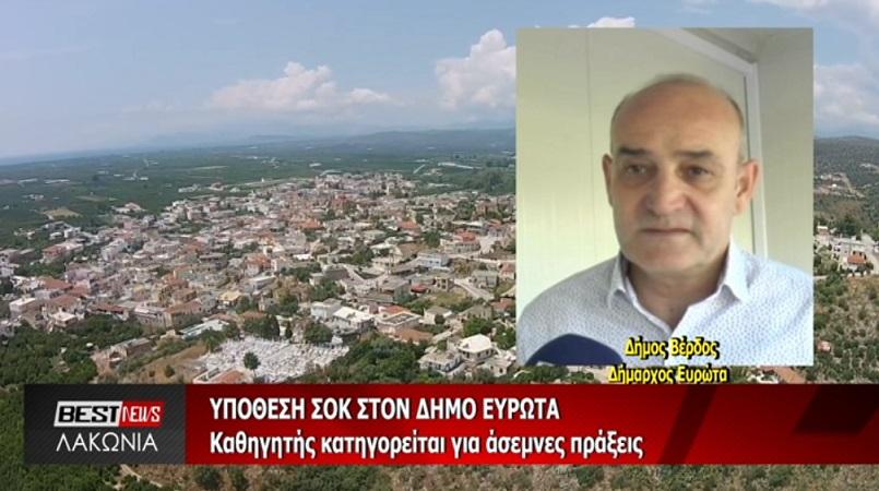 Καταγγέλλουν Καθηγητή για άσεμνες χειρονομίες σε σχολεία του Δήμου Ευρώτα…Τι αναφέρει ο Δήμαρχος – Βίντεο