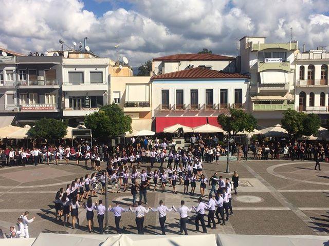 «Χορευτικές εκδηλώσεις 28ης Οκτωβρίου 2021»