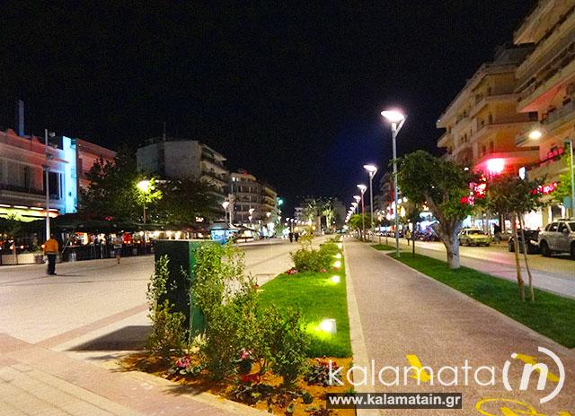 Η νέα πλατεία της Καλαμάτας… Φωτογραφίες : Νέα και Ειδήσεις ...