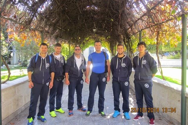 Ο Παλλακωνικός Σύλλογος στην Κωνσταντινούπολη στο 6ο Παγκόσμιο Πρωτάθλημα του Παγκρατίου Αθλήματος